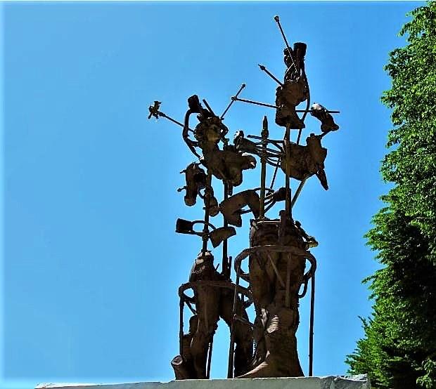 Viapac, Rinascimentale mentale a Demonte, di Pavel Schmidt © Alpes-de-Haute-Provence Tourisme