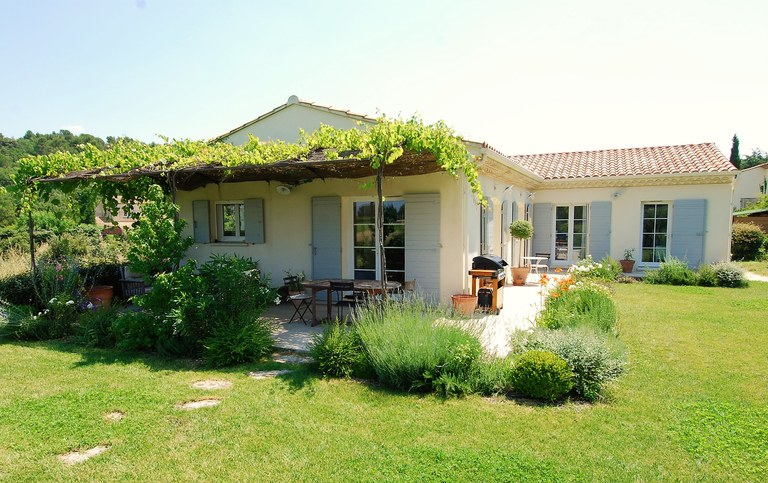 Villa indipendente a Oppède