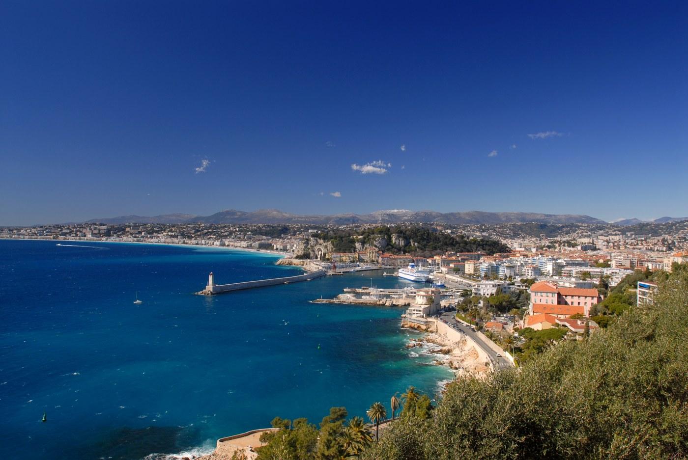Sedie Blu Nizza : Weekend a nizza art de vivre in costa azzurra