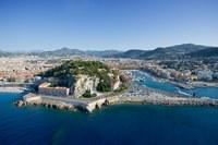 Promenade e porto di Nizza - Foto: © A. Issock, OTC Nice